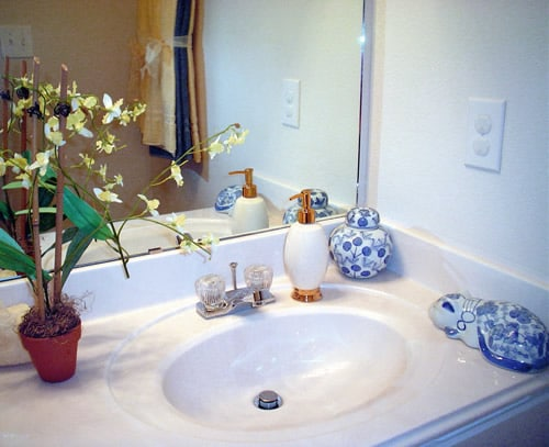 Bathroom remodeling services provided by A House Doctor